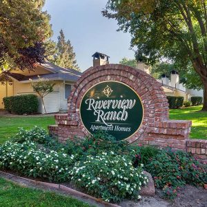 Riverview Ranch Street Sign